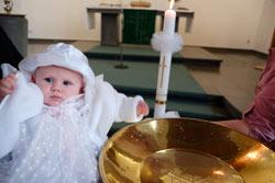 Zur Taufe