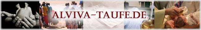 Alviva Taufe